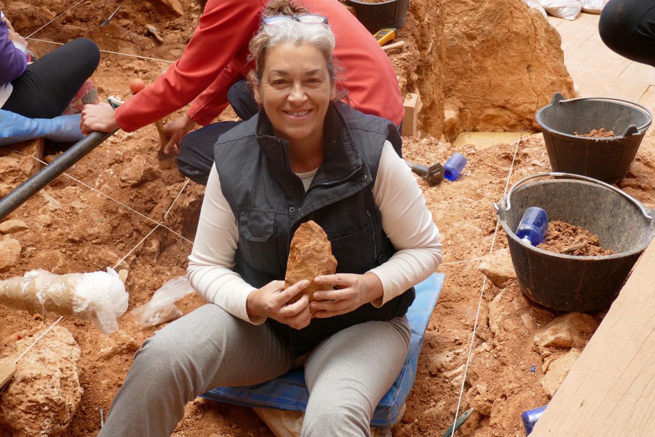Conversando con Marina Mosquera: el Achelense Pleno